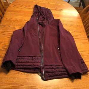 Free Country Purple Fall Shell Jacket